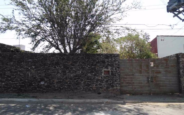 Foto de terreno habitacional en venta en  , delicias, cuernavaca, morelos, 1127323 No. 02