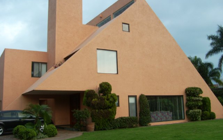 Foto de casa en venta en  , delicias, cuernavaca, morelos, 1162675 No. 01