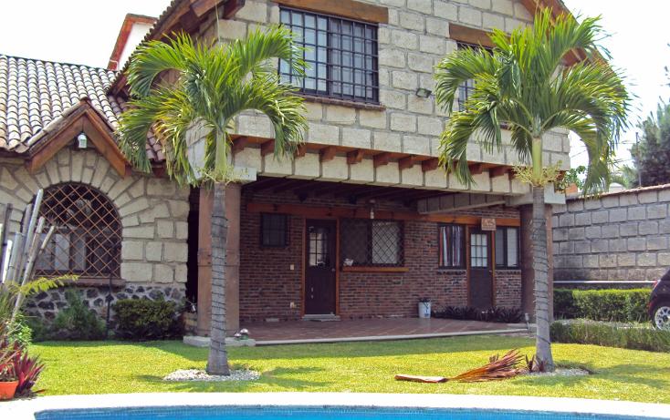 Foto de casa en venta en  , delicias, cuernavaca, morelos, 1281255 No. 01