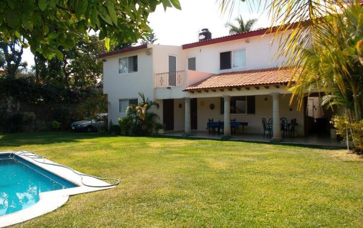 Foto de casa en venta en  , delicias, cuernavaca, morelos, 1328595 No. 01
