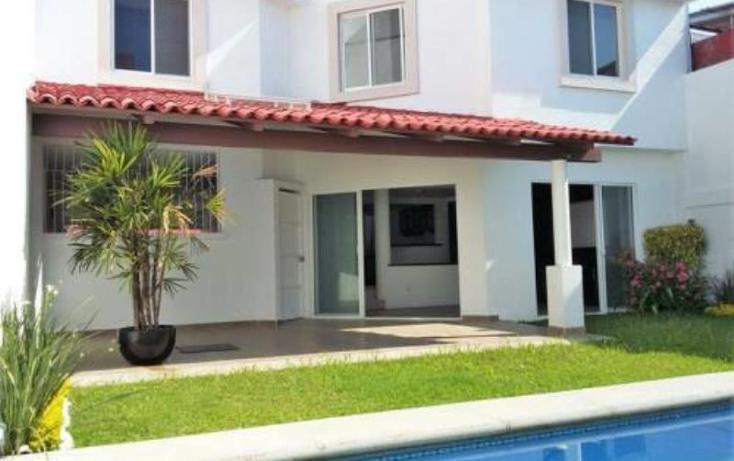 Foto de casa en venta en  , delicias, cuernavaca, morelos, 1537546 No. 01
