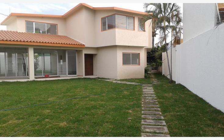 Foto de casa en venta en  , delicias, cuernavaca, morelos, 1583788 No. 01