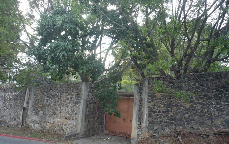 Foto de terreno habitacional en venta en  , delicias, cuernavaca, morelos, 1617524 No. 01