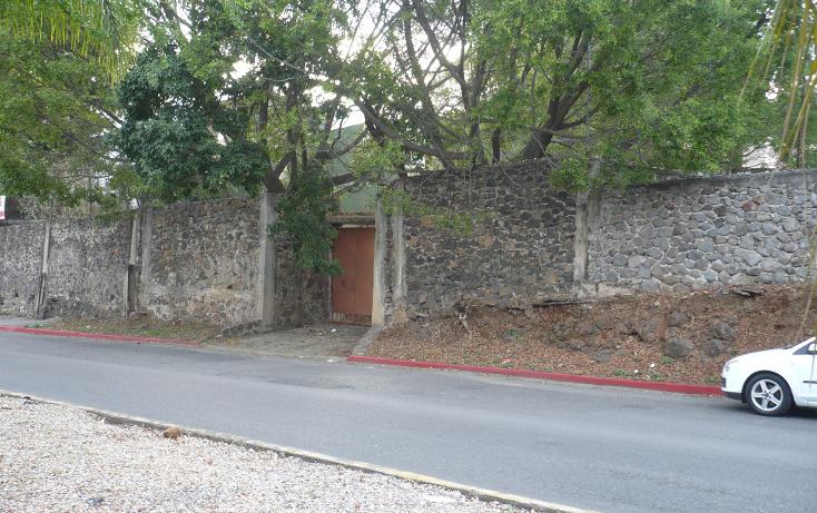Foto de terreno habitacional en venta en  , delicias, cuernavaca, morelos, 1617524 No. 04