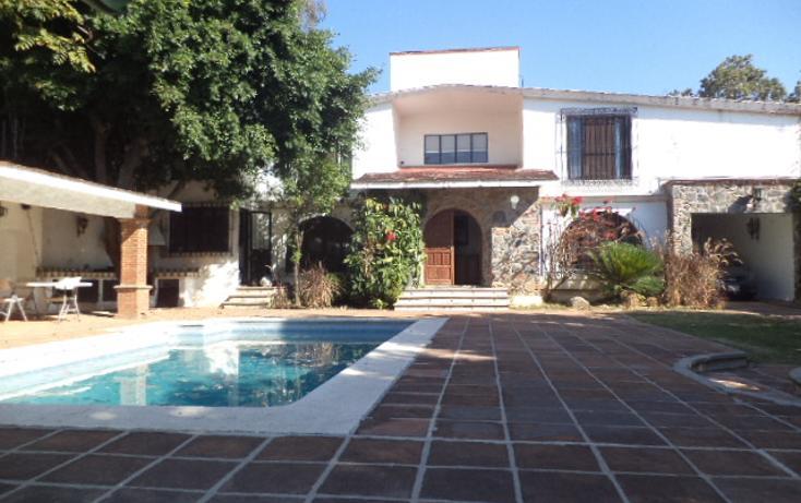 Foto de casa en venta en  , delicias, cuernavaca, morelos, 1703448 No. 01