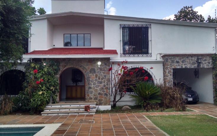 Foto de casa en venta en  , delicias, cuernavaca, morelos, 1718348 No. 01