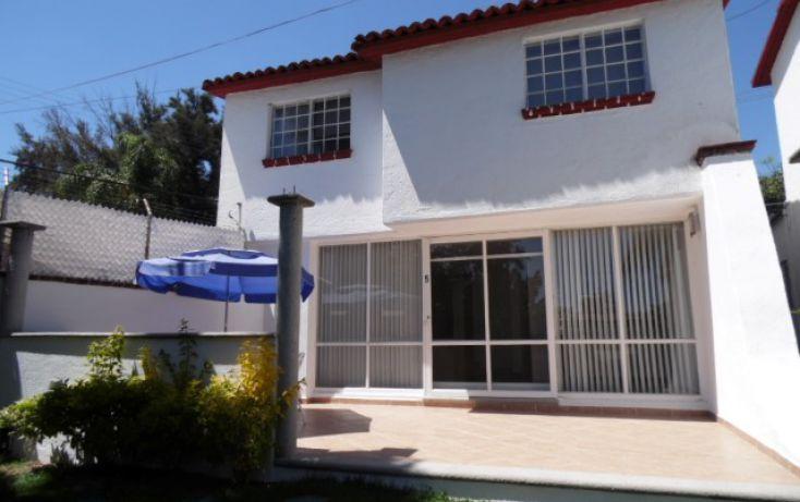 Foto de casa en condominio en renta en, delicias, cuernavaca, morelos, 1896090 no 01