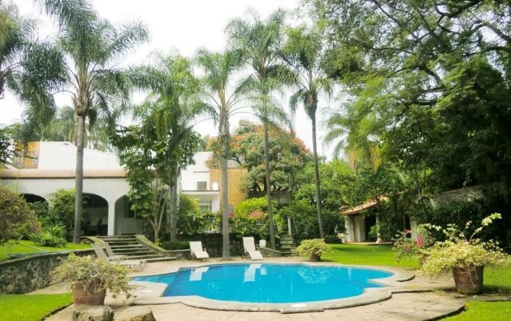 Foto de casa en venta en  , delicias, cuernavaca, morelos, 388745 No. 01