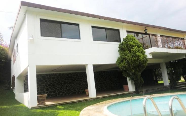Foto de casa en renta en, delicias, cuernavaca, morelos, 394651 no 01