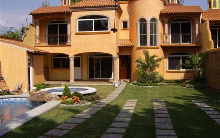 Foto de casa en venta en  -, delicias, cuernavaca, morelos, 620598 No. 01
