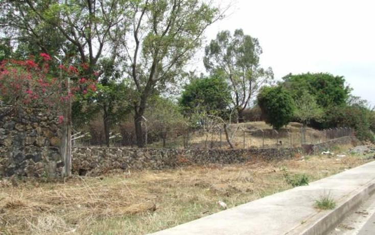 Foto de terreno habitacional en venta en  , delicias, cuernavaca, morelos, 945457 No. 01