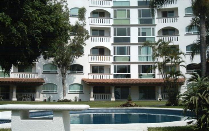 Foto de departamento en renta en  , delicias, cuernavaca, morelos, 949397 No. 01