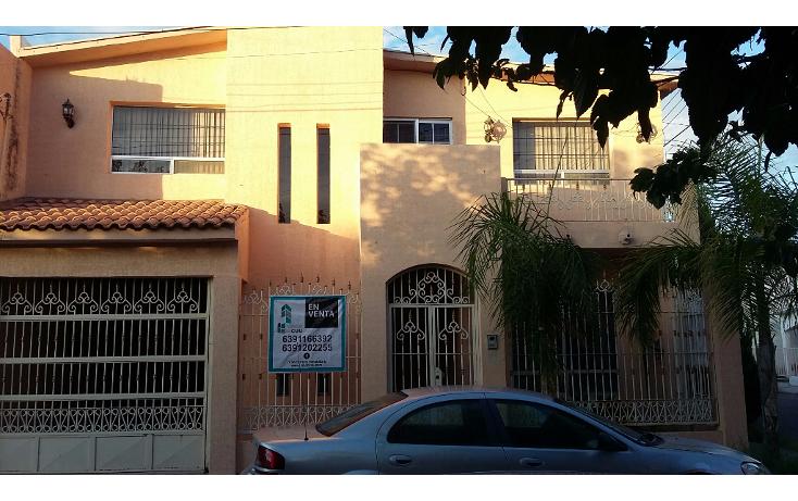 Foto de casa en venta en  , delicias residencial, delicias, chihuahua, 1467993 No. 01