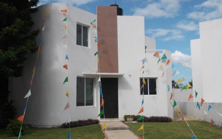 Foto de casa en venta en  , delio moreno canton, mérida, yucatán, 1489781 No. 01