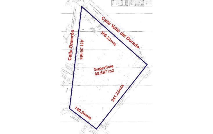 Foto de terreno habitacional en venta en  , delta 2000, león, guanajuato, 1073435 No. 02
