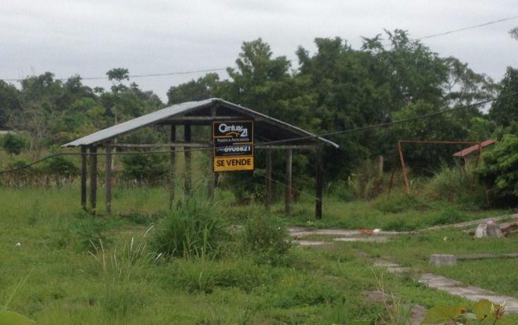 Foto de terreno habitacional en venta en demetrio ruiz malerva, granjas de alto lucero, tuxpan, veracruz, 1721002 no 01