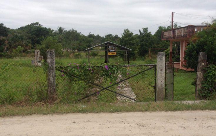 Foto de terreno habitacional en venta en demetrio ruiz malerva, granjas de alto lucero, tuxpan, veracruz, 1721002 no 04