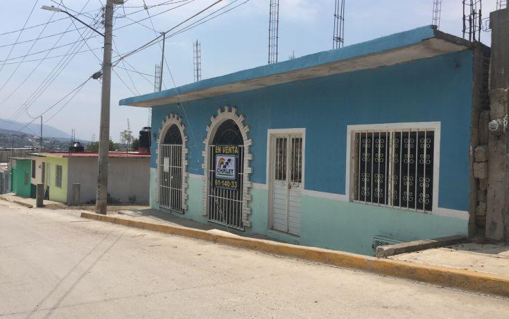 Foto de casa en venta en, democrática, tuxtla gutiérrez, chiapas, 1938613 no 01