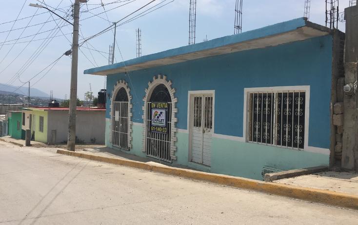 Foto de casa en venta en  , democrática, tuxtla gutiérrez, chiapas, 1938613 No. 01