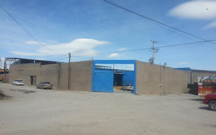 Foto de nave industrial en renta en  , deportistas, chihuahua, chihuahua, 1163155 No. 01