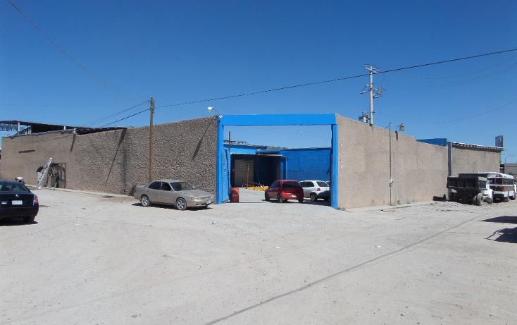 Foto de nave industrial en renta en  , deportistas, chihuahua, chihuahua, 1747986 No. 01