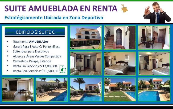 Foto de departamento en renta en  , deportiva residencial, centro, tabasco, 1261829 No. 11