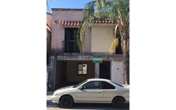 Foto de casa en venta en  , deportivo huinal?, apodaca, nuevo le?n, 1488443 No. 01