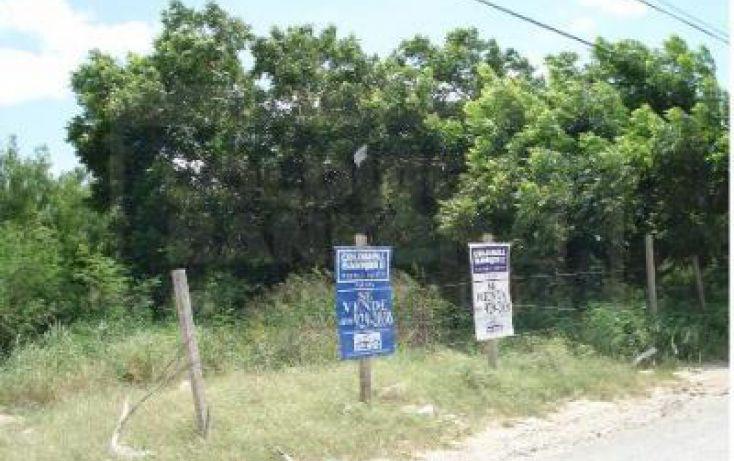 Foto de terreno habitacional en venta en derecho de via libramiento carretera monterrey matamoros, fundadores, reynosa, tamaulipas, 218739 no 01