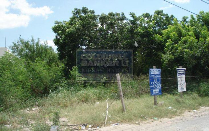 Foto de terreno habitacional en venta en derecho de via libramiento carretera monterrey matamoros, fundadores, reynosa, tamaulipas, 218739 no 04
