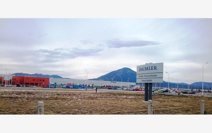 Foto de terreno comercial en venta en  , derramadero, saltillo, coahuila de zaragoza, 1818852 No. 05