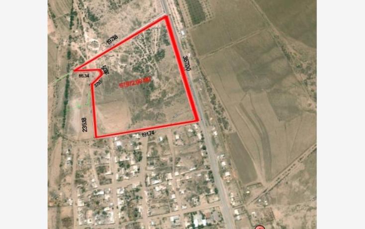 Foto de terreno comercial en venta en n/a , derramadero, saltillo, coahuila de zaragoza, 2699561 No. 08