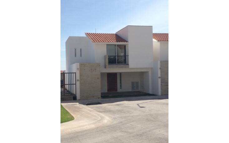 Foto de casa en venta en  , desarrollo del pedregal, san luis potosí, san luis potosí, 1066501 No. 01