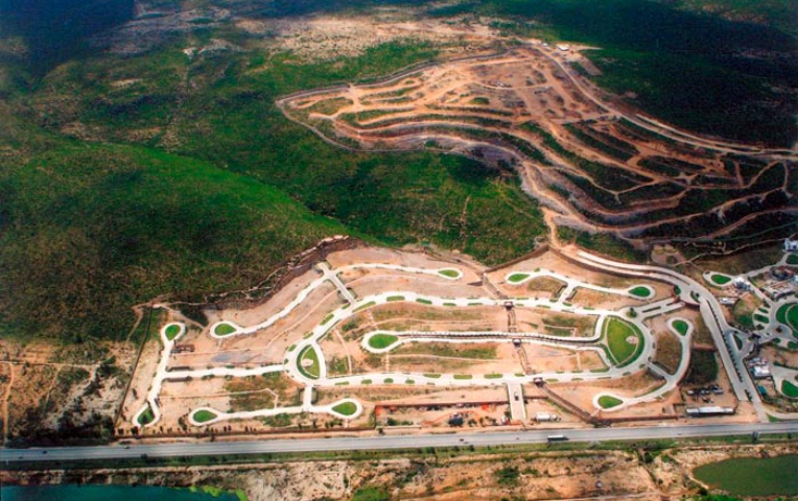 Foto de terreno habitacional en venta en  , desarrollo del pedregal, san luis potosí, san luis potosí, 1107839 No. 02
