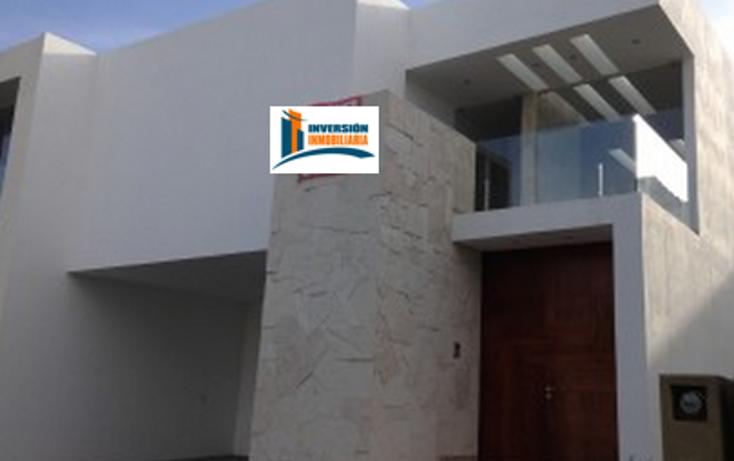 Foto de casa en venta en  , desarrollo del pedregal, san luis potos?, san luis potos?, 1115067 No. 01