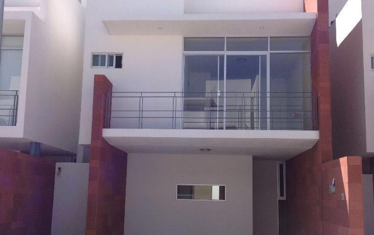 Foto de casa en renta en  , desarrollo del pedregal, san luis potos?, san luis potos?, 1599572 No. 01