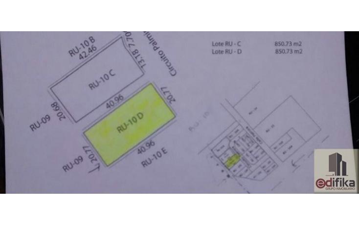 Foto de terreno habitacional en venta en  , desarrollo del pedregal, san luis potosí, san luis potosí, 1956614 No. 01