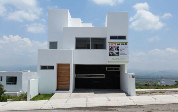 Foto de casa en venta en, desarrollo habitacional zibata, el marqués, querétaro, 1011815 no 01