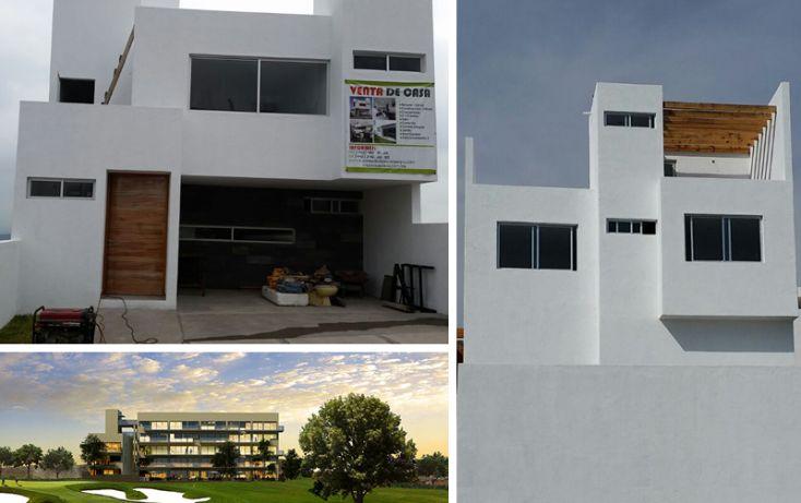Foto de casa en venta en, desarrollo habitacional zibata, el marqués, querétaro, 1011815 no 05