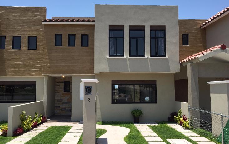 Foto de casa en venta en  , desarrollo habitacional zibata, el marqués, querétaro, 1092873 No. 01