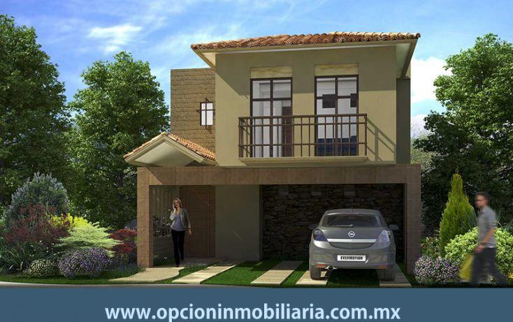 Foto de casa en venta en, desarrollo habitacional zibata, el marqués, querétaro, 1114503 no 01