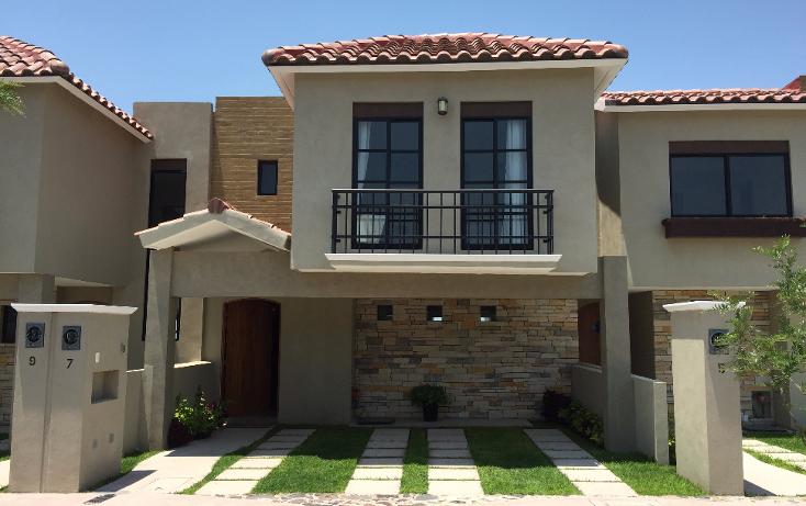 Foto de casa en venta en  , desarrollo habitacional zibata, el marqués, querétaro, 1149091 No. 01
