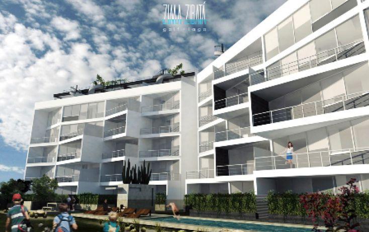 Foto de departamento en venta en, desarrollo habitacional zibata, el marqués, querétaro, 1178877 no 01