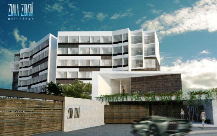 Foto de departamento en venta en, desarrollo habitacional zibata, el marqués, querétaro, 1178877 no 02