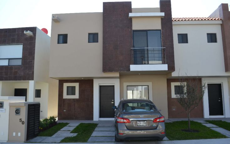 Foto de casa en renta en, desarrollo habitacional zibata, el marqués, querétaro, 1208883 no 01