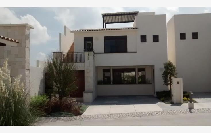Foto de casa en venta en  , desarrollo habitacional zibata, el marqués, querétaro, 1222181 No. 01