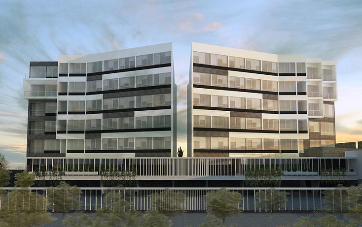 Foto de departamento en venta en  , desarrollo habitacional zibata, el marqués, querétaro, 1240979 No. 02