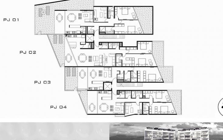 Foto de departamento en venta en, desarrollo habitacional zibata, el marqués, querétaro, 1240979 no 05