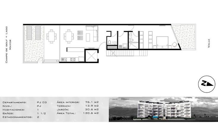 Foto de departamento en venta en  , desarrollo habitacional zibata, el marqués, querétaro, 1240979 No. 06