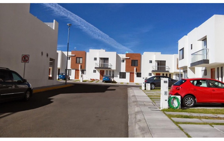 Foto de casa en renta en  , desarrollo habitacional zibata, el marqués, querétaro, 1278849 No. 02