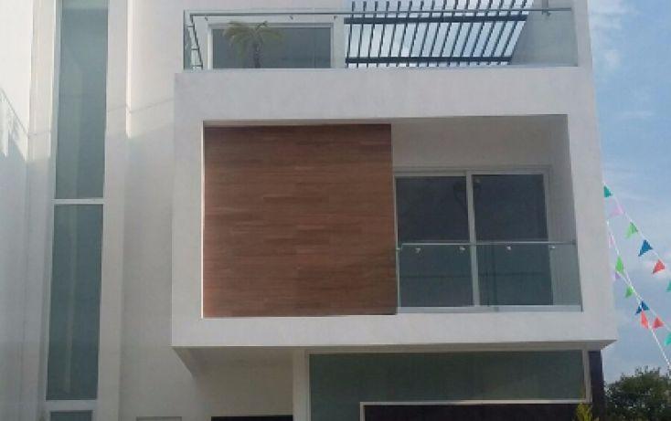 Foto de casa en venta en, desarrollo habitacional zibata, el marqués, querétaro, 1337479 no 01